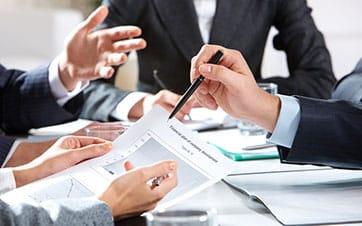 Pasitarimas su klientais